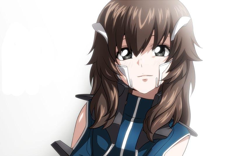 蒼穹のファフナー 日野美羽
